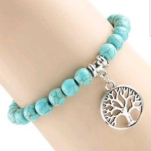Jewelry - 💕turquoise bracelet 💕